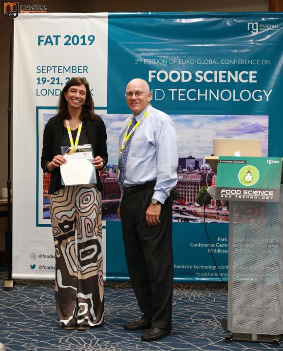 Speaker for Food Science