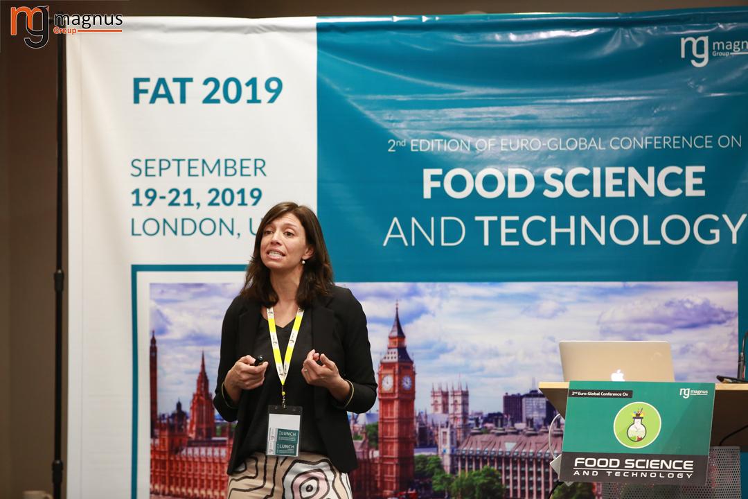 Speaker for Food Conference