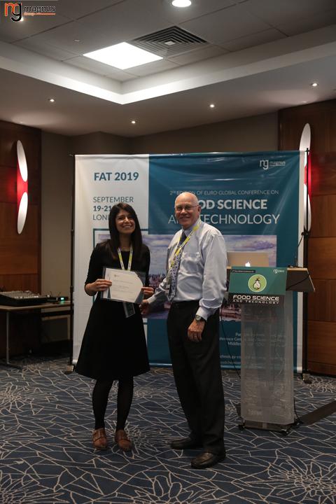 Speaker for Food Science Conferences