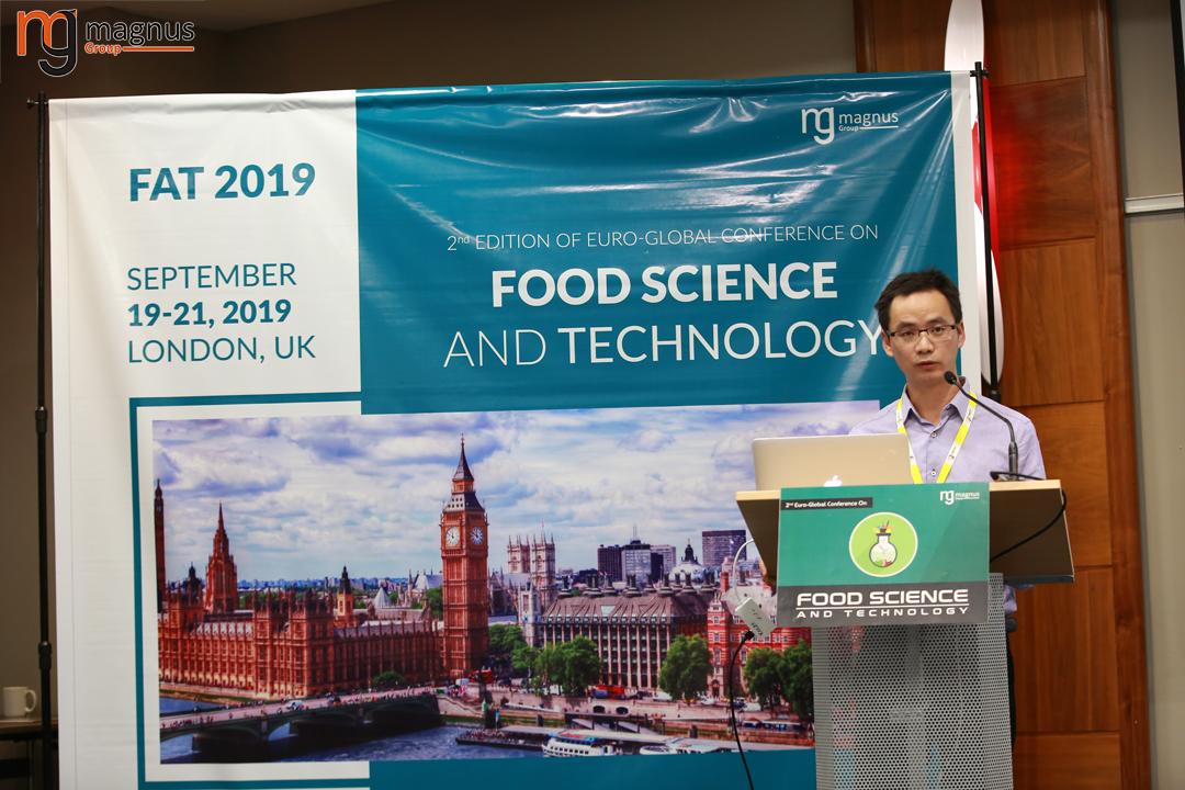Leading Speaker for Food Conference