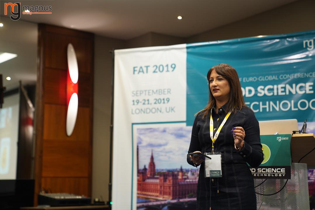 Speaker for Food Chemistry Conferences