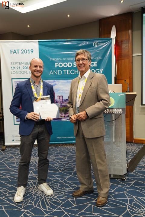 Leading Speaker for Food Technology Conferences